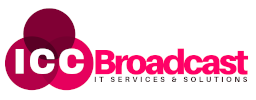 ICCBroadcast Streaming Services Logo